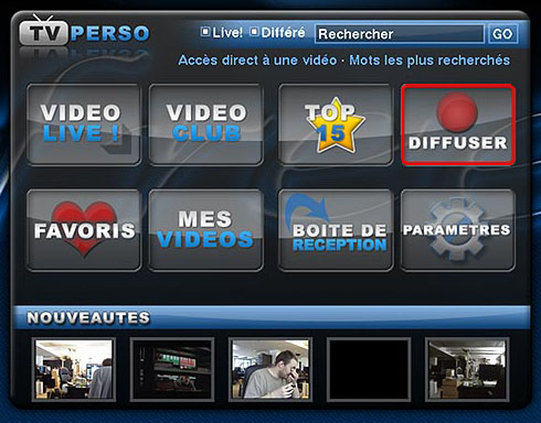 Free - TV Perso