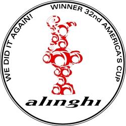 Alinghi - Winner of America's Cup
