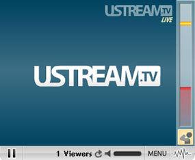 Ustream.tv - Shout Meter
