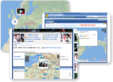 Dailymotion - Maps
