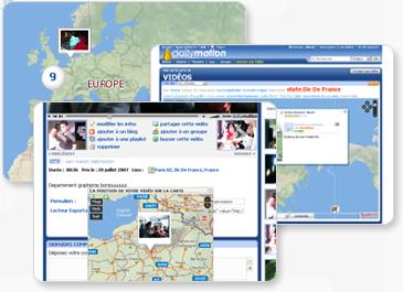 Dailymotion - Maps