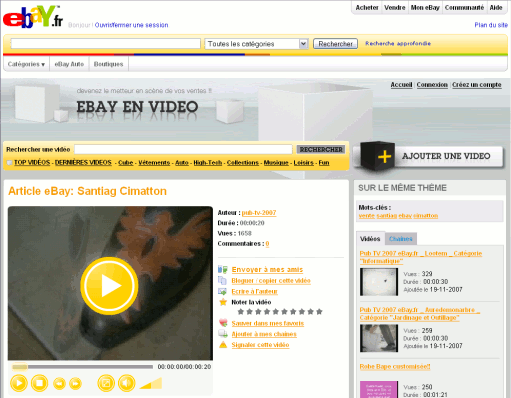 eBay - Video