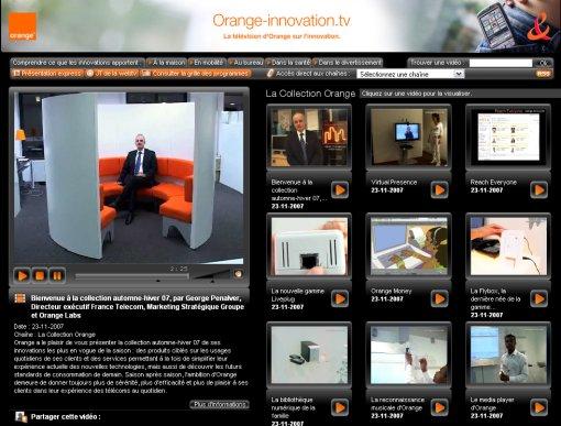 Orange Innovation TV