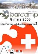 BarCamp Lausanne 2