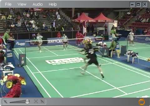 Zattoo: Badminton Swiss Open live