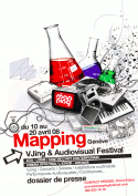 Mapping 2008, VJing & Audiovisual Festival