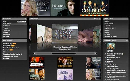 Music Videos - iTunes