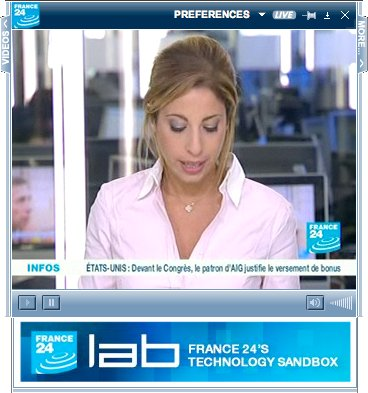 France 24 Desktop