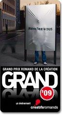 Grand Prix Romand de la Création