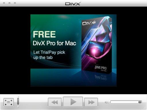 DivX 7 for Mac