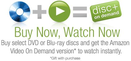 Amazon - Disc+ On Demand