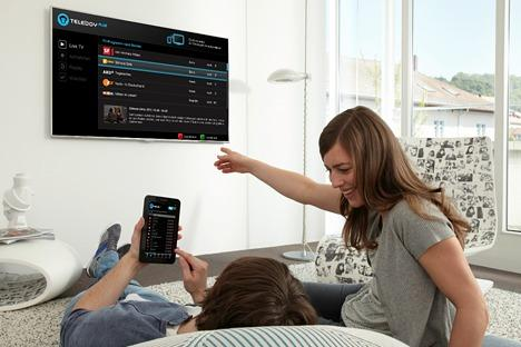 Teleboy - Samsung