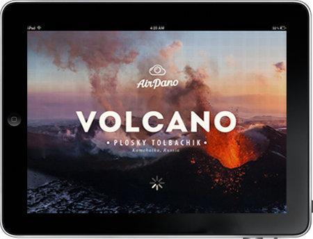 Tolbaсhik – 360º video by AirPano